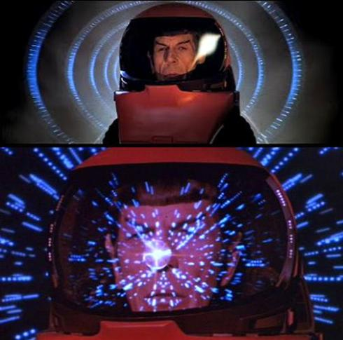 "Spock goes all 2001 on our asses, while ""penetrating the orifice"" of a sentient vessel."