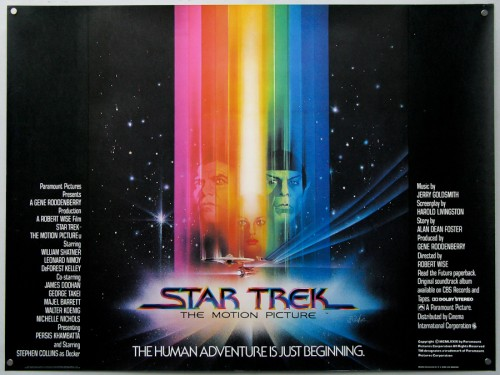 star trek the motion picture | Brassneck