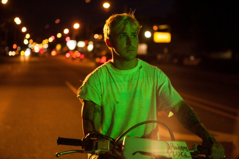 Ryan Gosling as stunt riding heart throb 'Handsome Luke'