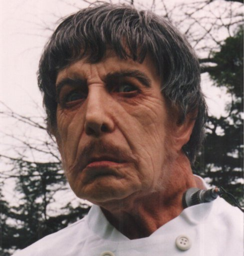 Mad bitch Phibes want revenge, y'all. And he's schooled in the ways of the Old Testament!